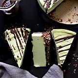 Raw Vegan Matcha Cheesecake