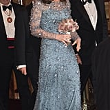 Kate's Oscar de la Renta Pumps