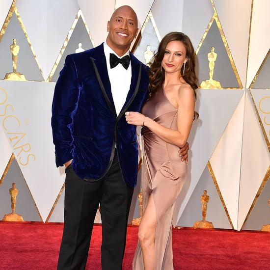 Dwayne Johnson and Lauren Hashian Married