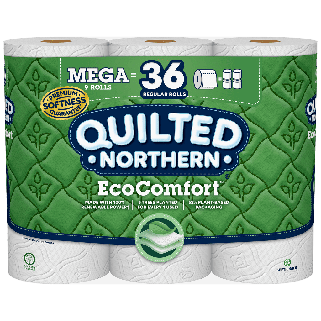 Quilted Northern Ecocomfort Toilet Paper The Best