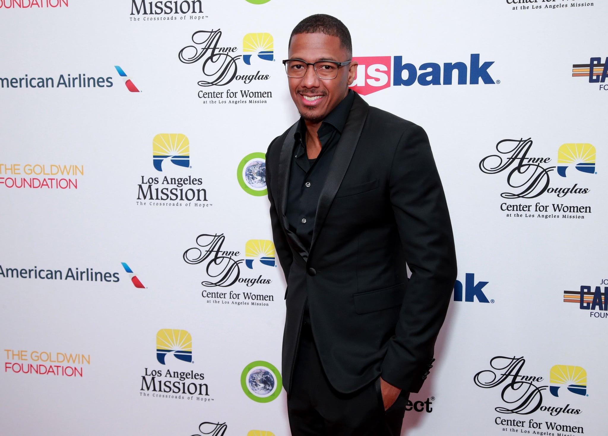 BEVERLY HILLS, CALIFORNIA - OCTOBER 24: Nick Cannon attends The Los Angeles Mission Legacy of Vision Gala at The Beverly Hilton Hotel on October 24, 2019 in Beverly Hills, California. (Photo by Rich Fury/Getty Images)
