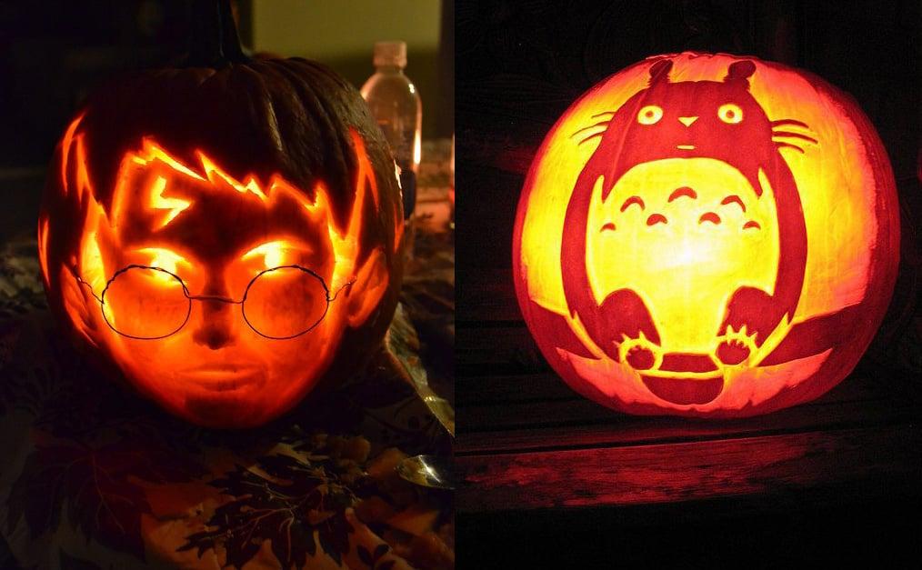 Geeky Pumpkins