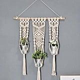 HandCrafted Hanging Macrame Plant Hanger