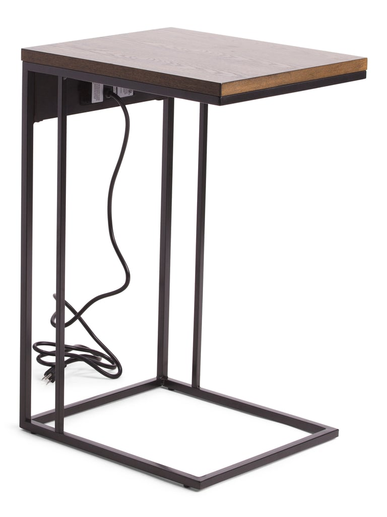 Portia Tech C Table Best Small Space Furniture From Tj Maxx