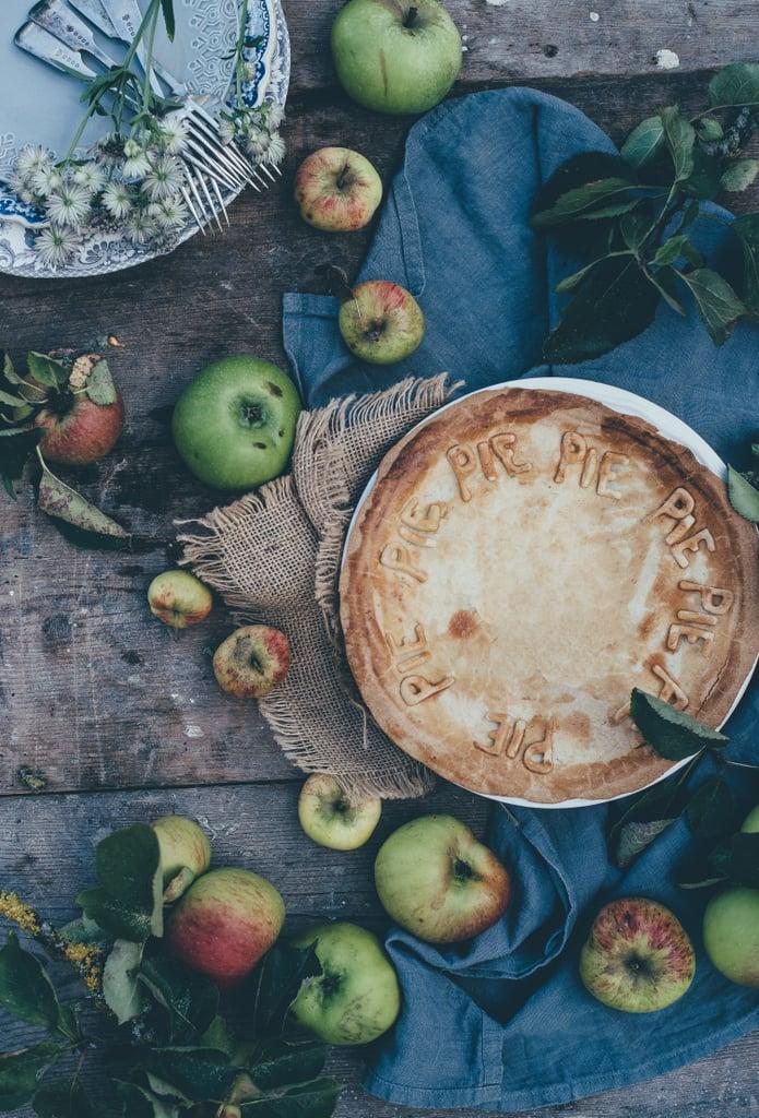 Bake a pie.