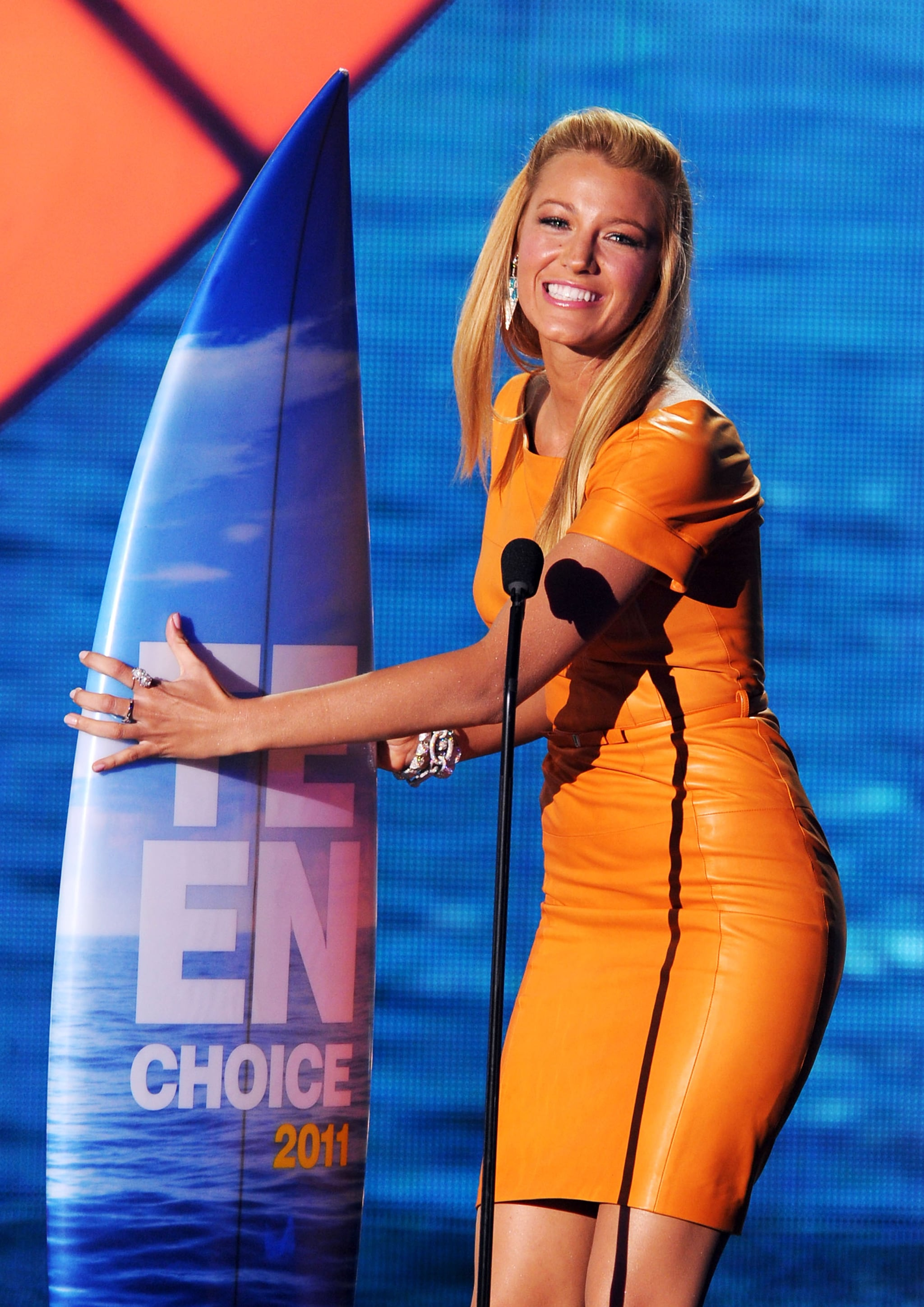 Blake lively teen choice