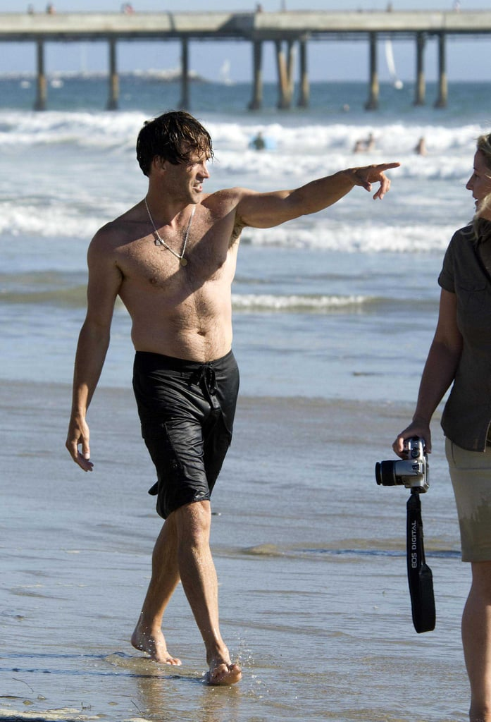 Pictures of Anna Paquin Day After Wedding