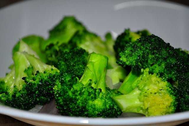 Cooked: Broccoli