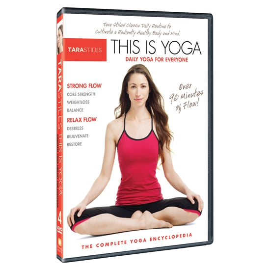 Tara Stiles This Is Yoga DVD Review