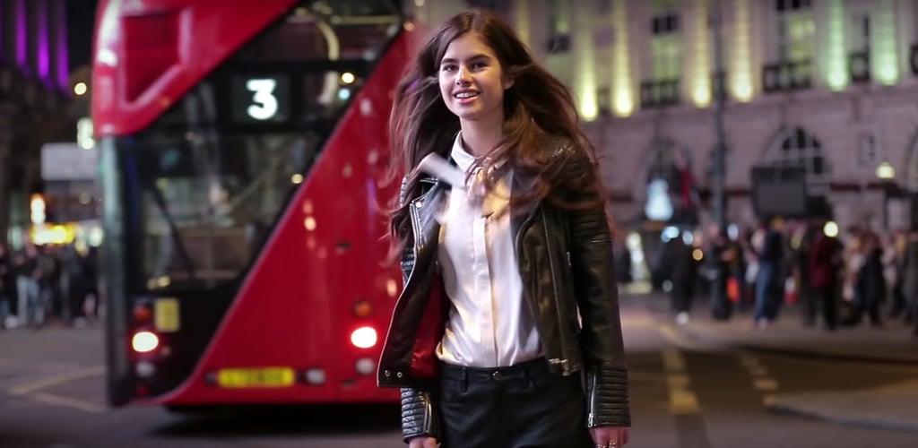 CAMPAIGN Lily Jean Harvey for Topshop