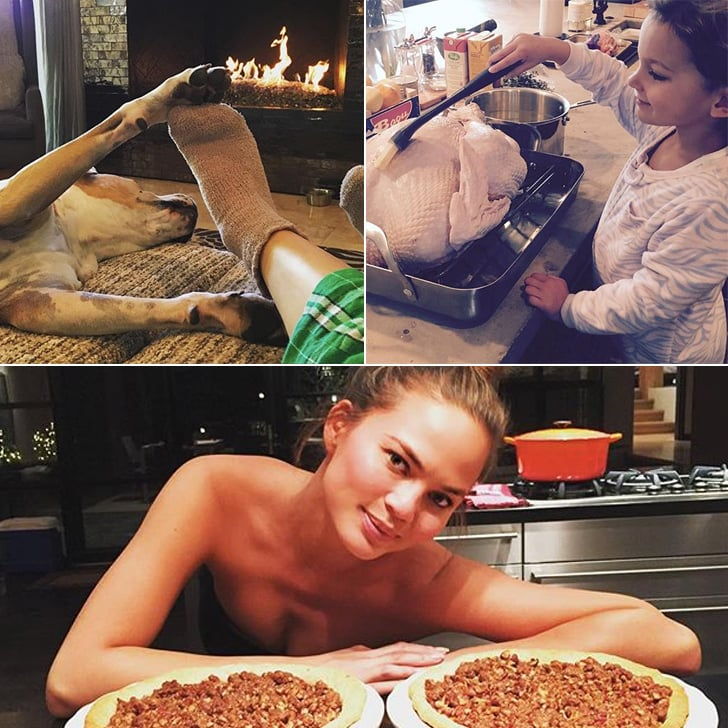 Celebrities on Thanksgiving 2015 | Pictures