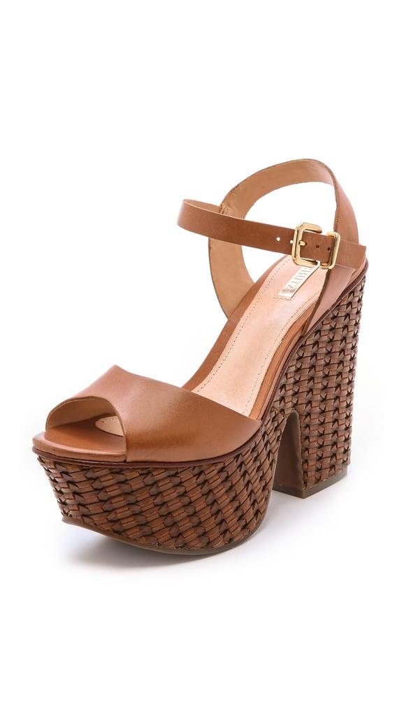 Schutz Tauba Platform Sandals ($200)