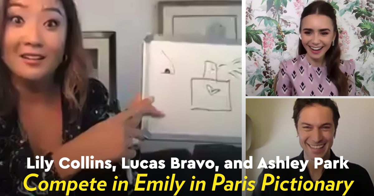 We Challenged Lily Collins, Lucas Bravo, and Ashley Park to a Game of Emily in Paris Pictionary.jpg
