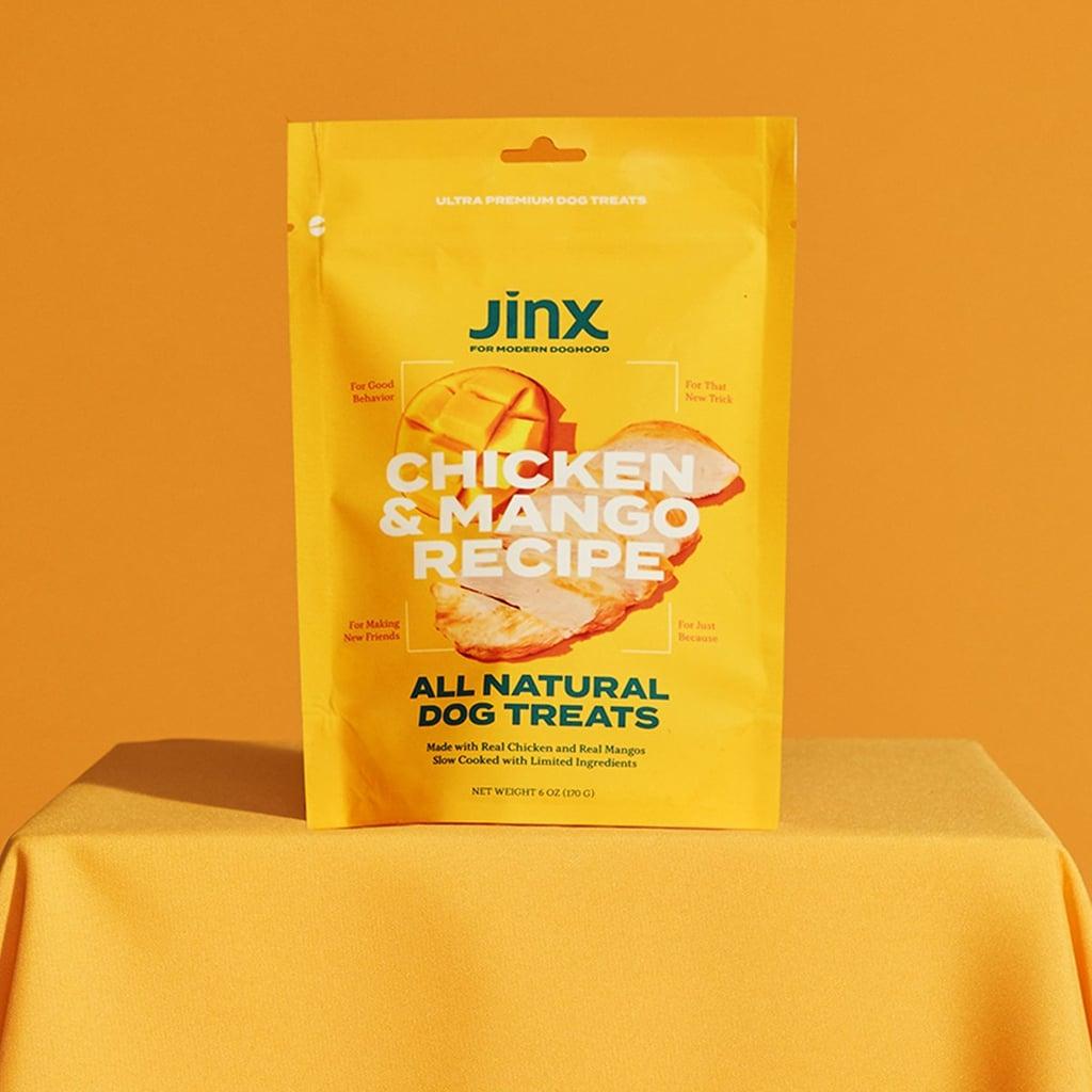Jinx Chicken and Mango Treats