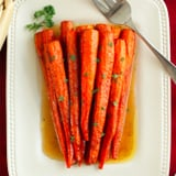 Cinnamon Butter Baked Carrot Recipe