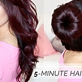 Effortless '5 Minute' Hair Styles with RAEviewer
