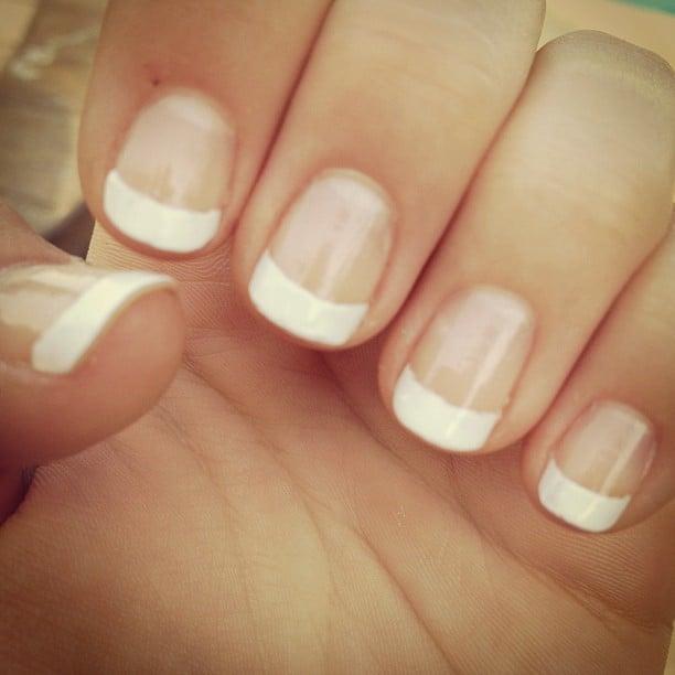 Having Nail Salon Dates Before Prom
