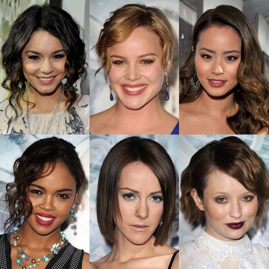 Celebrity Beauty Looks at the Sucker Punch LA Premiere