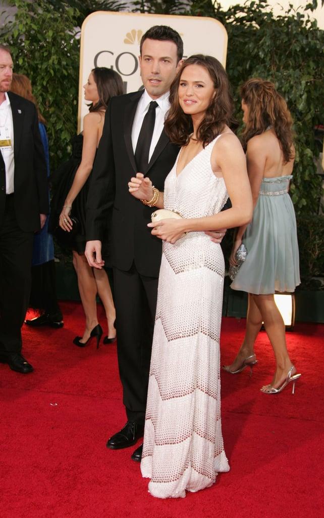 Ben Affleck Jennifer Garner Red Carpet Style