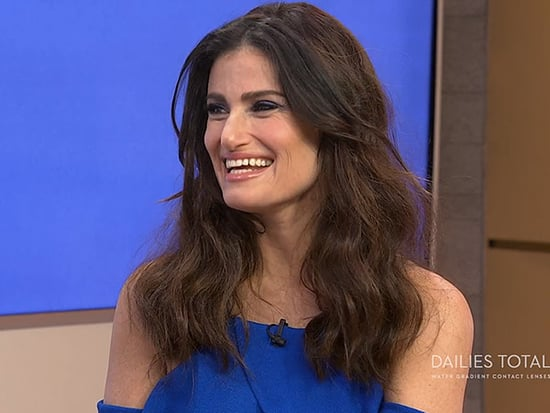 Idina Menzel Reveals Why Son Walker Hates Her Singing - and Frozen