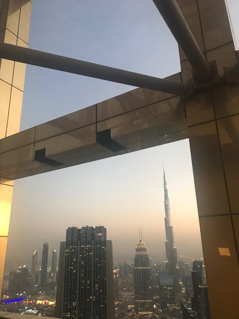 How Much Are Tickets to Gevora Hotel Dubai Viewing Platform?