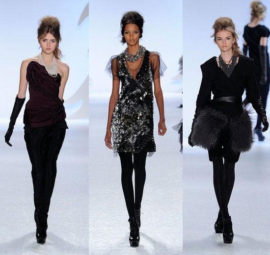 2010 Fall New York: Vera Wang