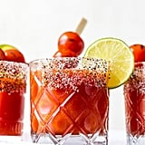 Roasted Tomato Margarita