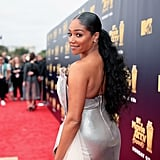 Tiffany Haddish at the MTV Movie and TV Awards 2018