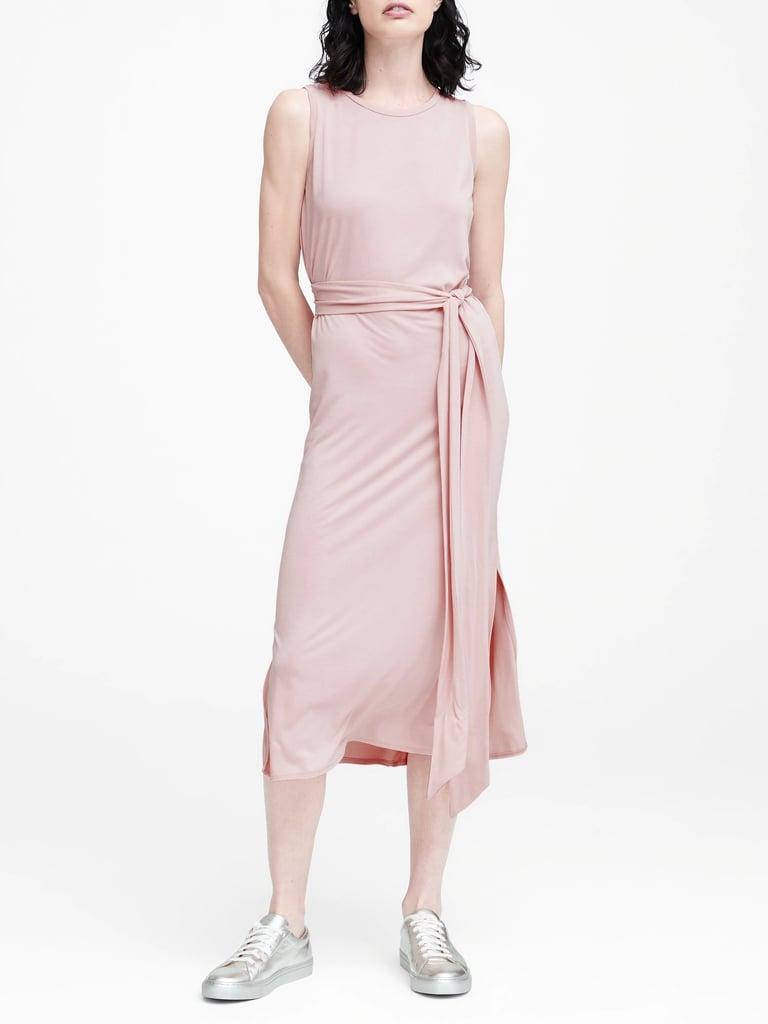 Sandwash Modal Knit Tank Dress