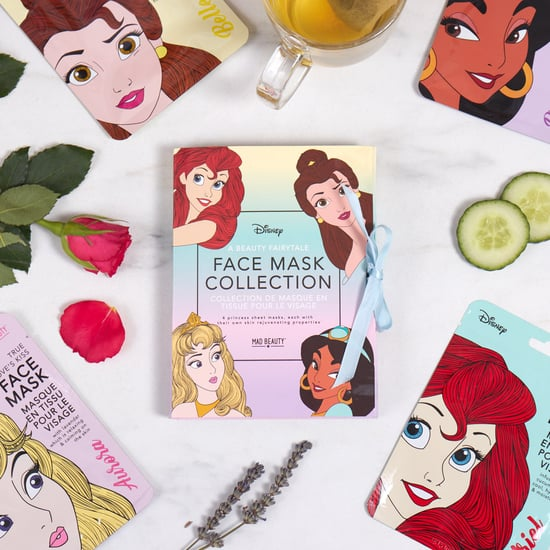 Disney Princess Skin-Care Face Masks Kit From Mad Beauty