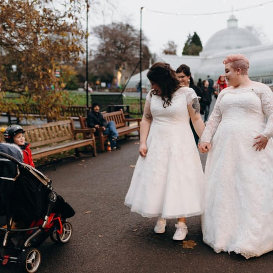Boy Thought Brides Were Real Princesses