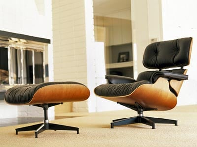 Flashback: The Famous Eames Lounge Chair Debuts