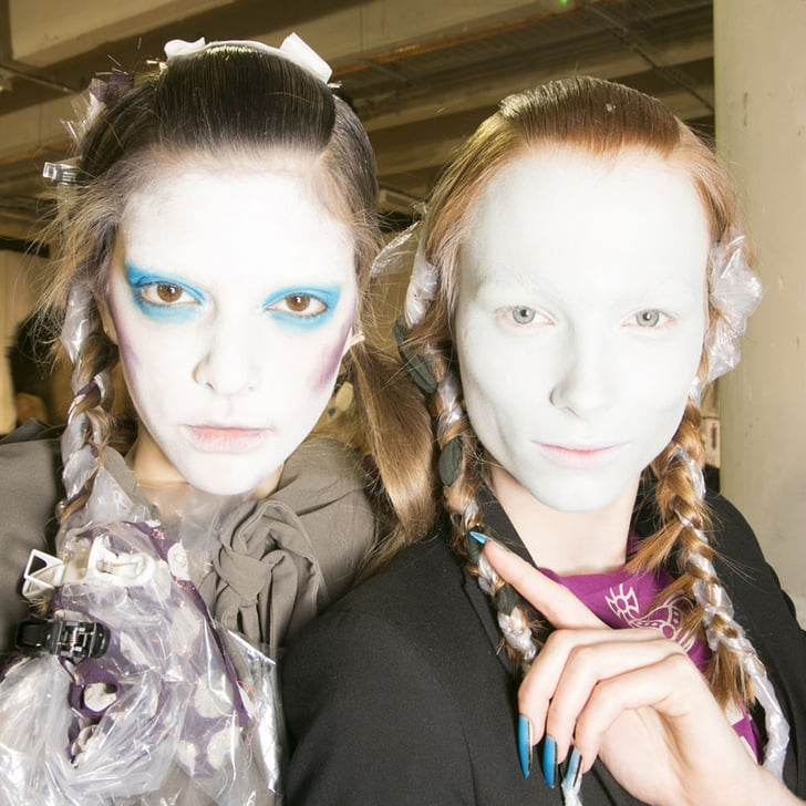 See Vivienne Westwood's Pastel Zombie Girls at Paris Fashion Week