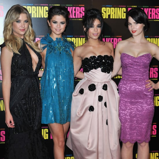 Selena Gomez at Spring Breakers Paris Premiere | Pictures