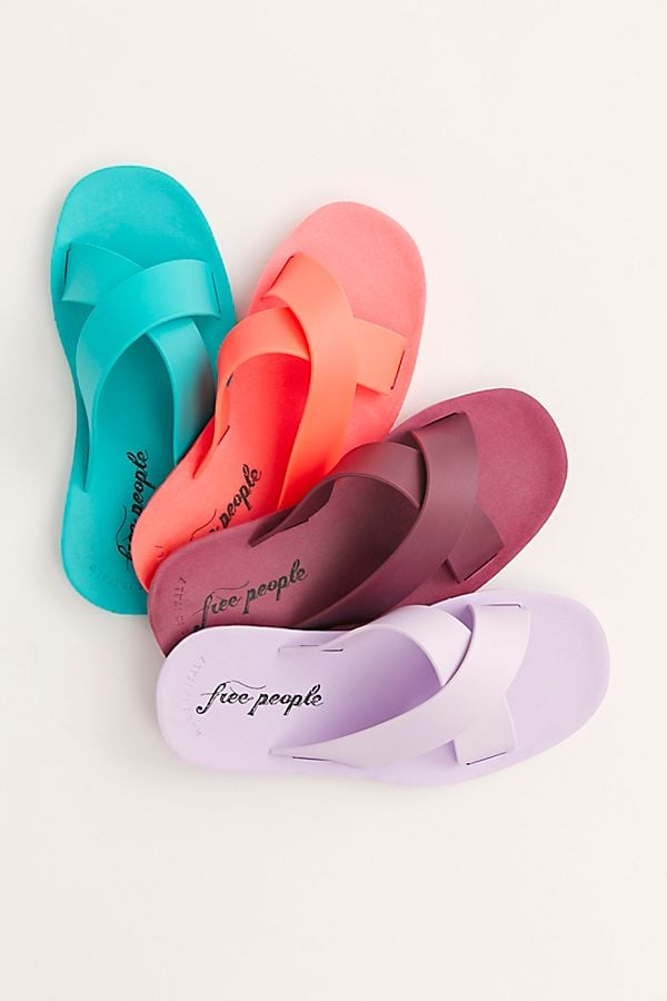 Palm Beach Jelly Slide Sandals