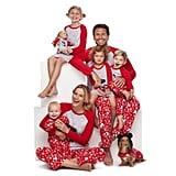 Disney's Mickey & Minnie Mouse Matching Family Pajamas
