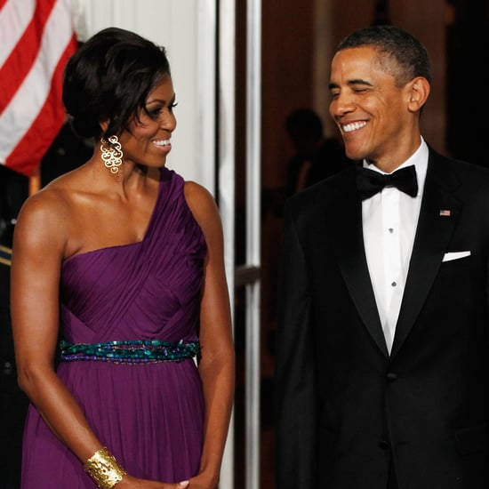 Barack Obama's Tuxedo For State Dinners