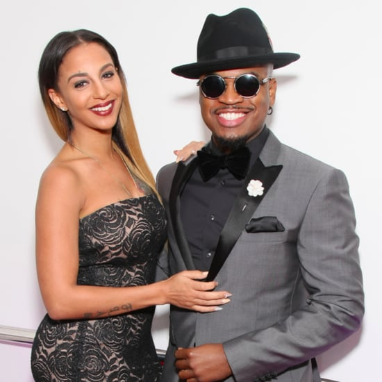 Ne-Yo Cute Pictures of Son
