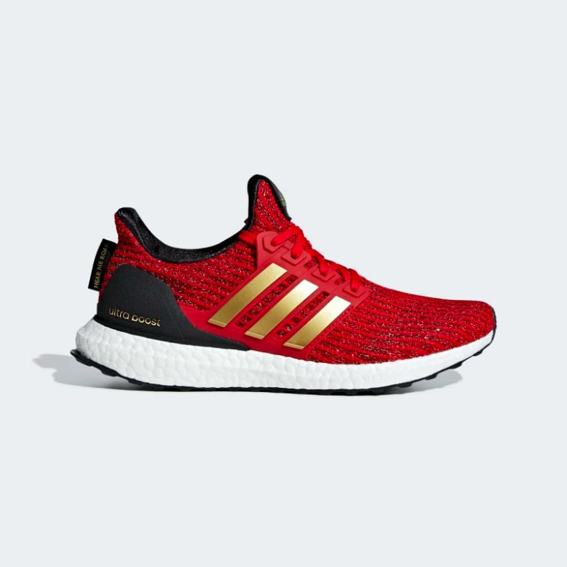 257f0b832132 Shop the Adidas x Game of Thrones Ultraboost — House Lannister ...