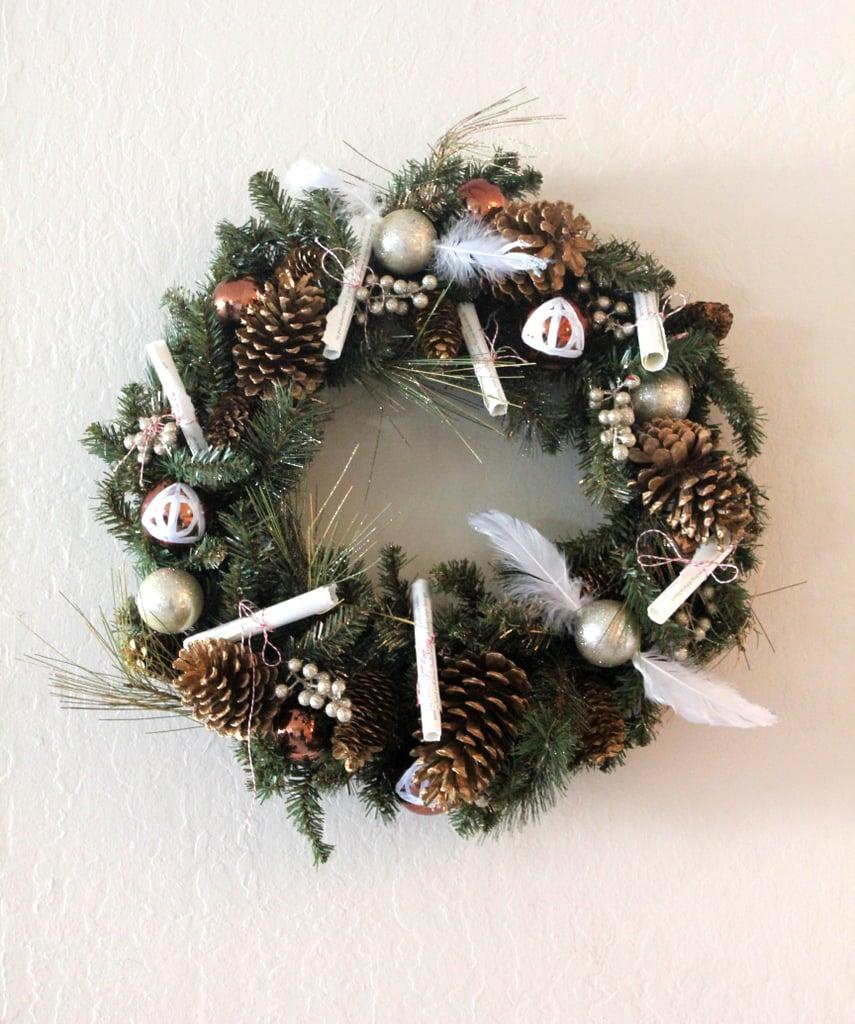 The Nightmare Before Christmas Wreath | Geek Wreaths | POPSUGAR Tech ...