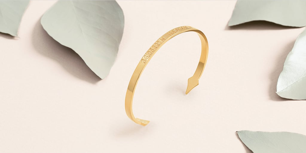 Meridies Coordinates Bracelet