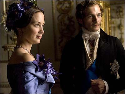Movie Preview: Emily Blunt in Young Victoria