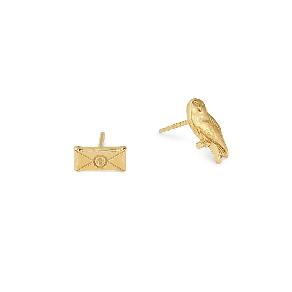 Harry Potter Owl Post Earrings