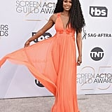 Sydelle Noel at the 2019 SAG Awards