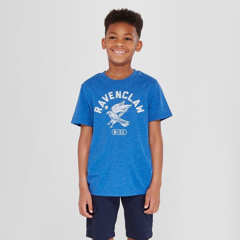 0207f9c421ec Harry Potter Ravenclaw Short Sleeve Graphic T-Shirt