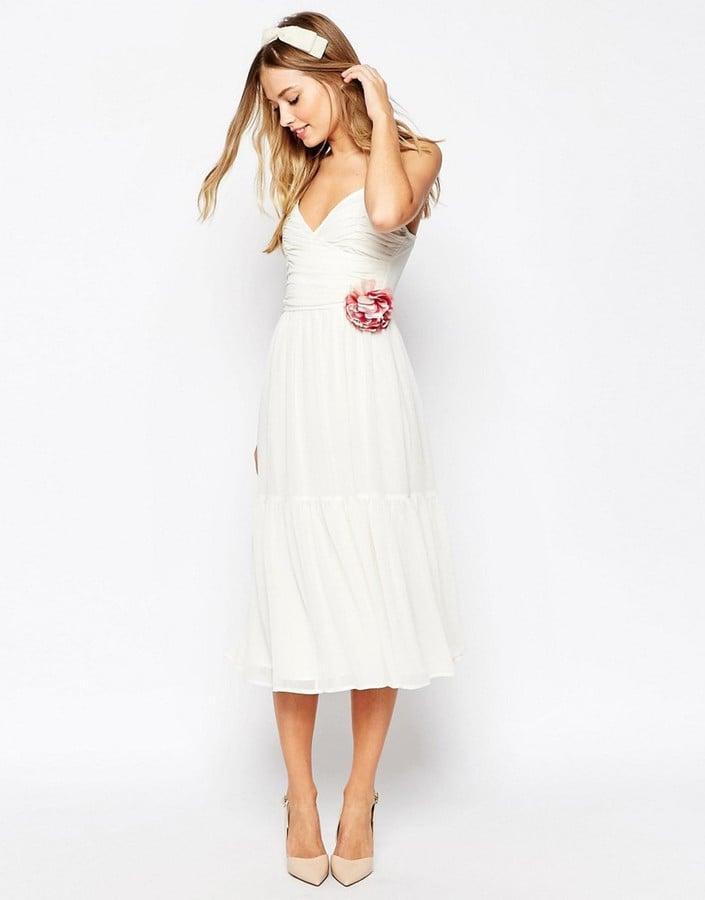 Wedding Dress Asos 36 Superb