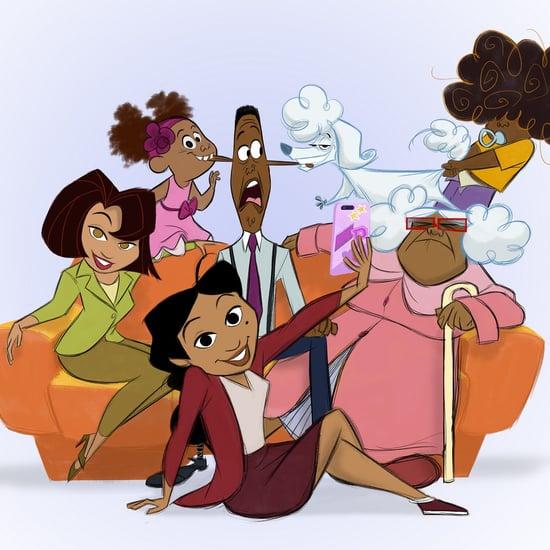 The Proud Family Reboot on Disney Plus