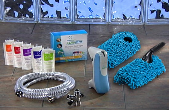 Pampered Pals: Hydrosurge RapidBath Pet Bathing System