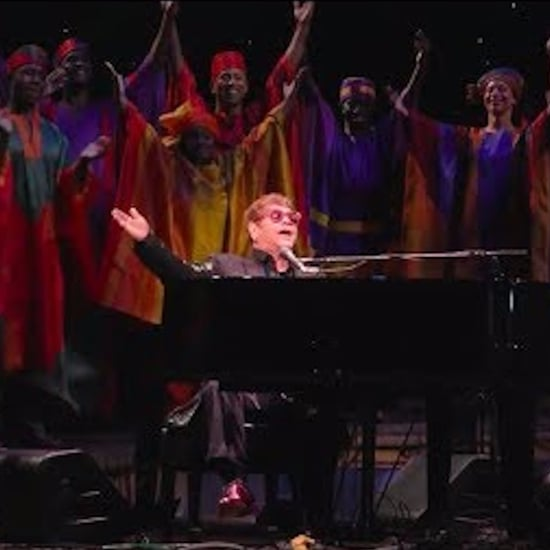 Elton John Lion King 20th Anniversary Performance Video
