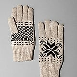 Urban Outfitters Fair Isle Gloves ($18)